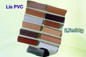 Lis tangga PVC